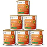 Love & Care Sensitivity Non-GMO* Infant Formula Powder With Iron, Reduced Lactose, 12 Ounce (Pack of 6)