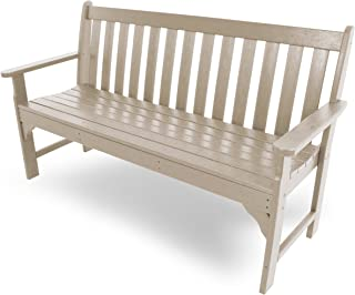 product image for POLYWOOD Vineyard 60-Inch Bench, Sand