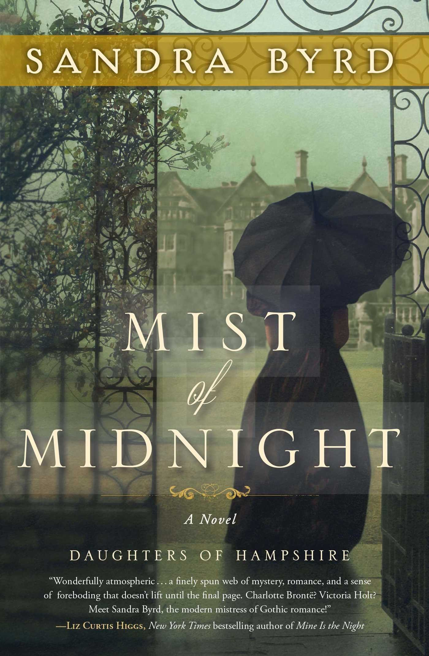 Mist of midnight a novel the daughters of hampshire sandra byrd mist of midnight a novel the daughters of hampshire sandra byrd 9781476717869 amazon books fandeluxe Gallery
