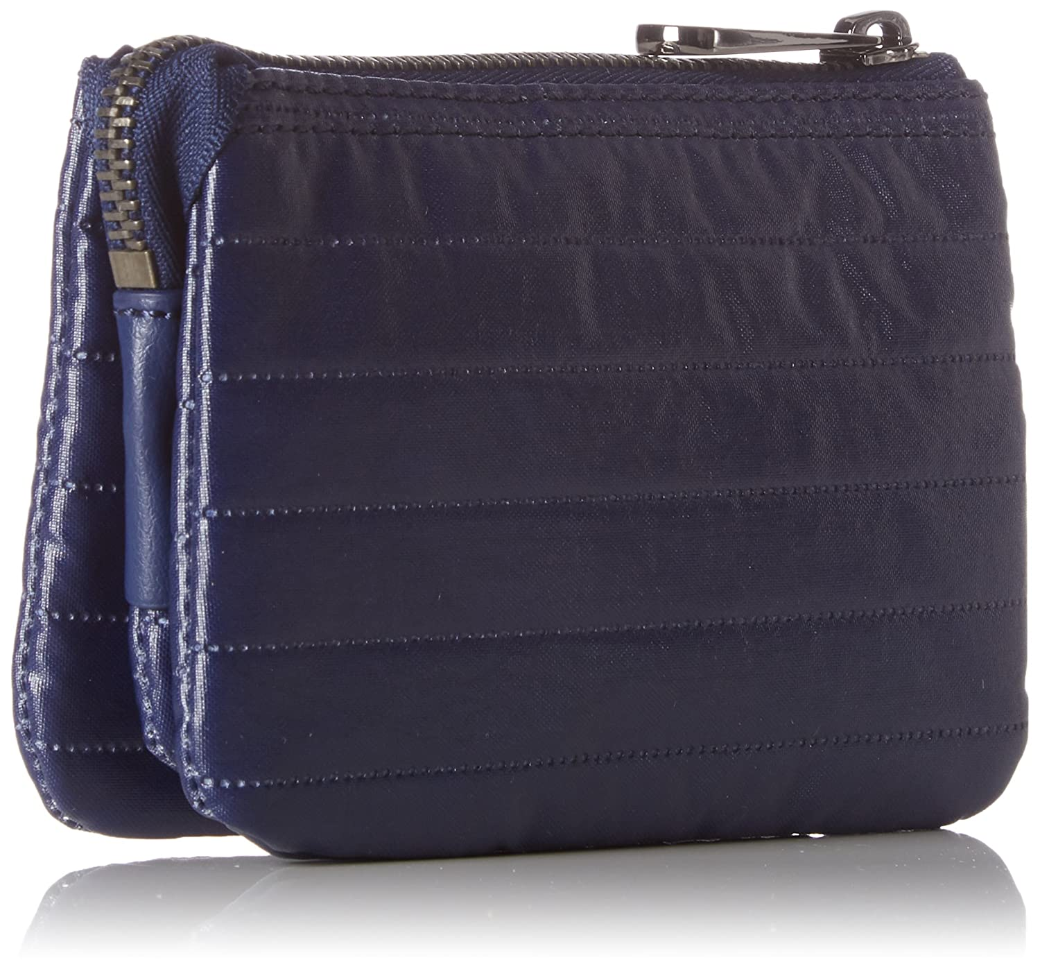 Amazon.com: Kipling Creativity S, Womens Purse, Blau (Shiny ...