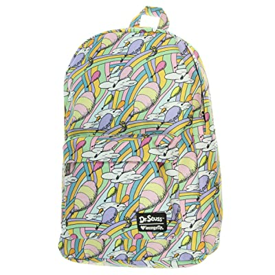 Loungefly Dr. Seuss Oh The Places You'll Go Backpack free shipping