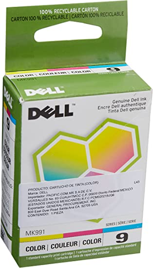 3-Black//2-Color SuppliesMAX Compatible Replacement for Dell 926//V305//V305W Inkjet Combo Pack R0992/_3PK//R0993/_2PKMP Series 9