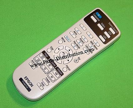 Epson Proyector Mando a Distancia: PowerLite 570, PowerLite 575 W ...
