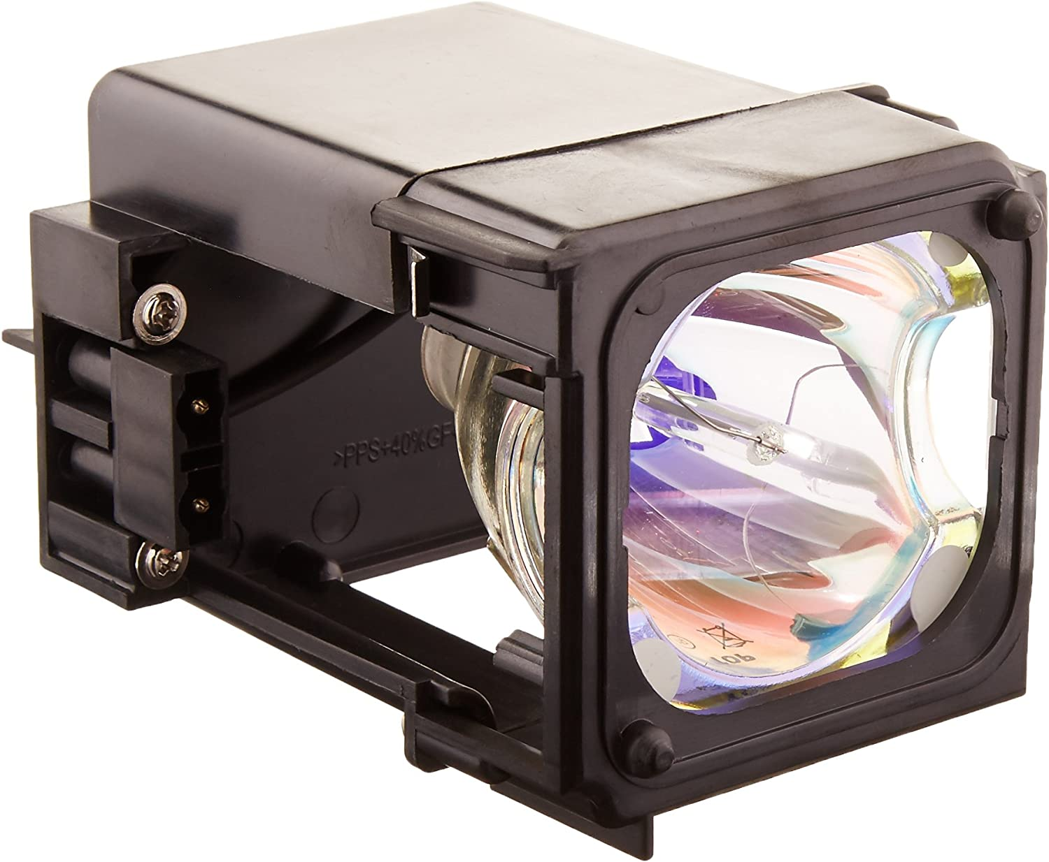 Tv Lamp with Housing for Samsung Hl-T5076S Bp96-01795Aprojector Hl-T6176S Projection Tv Hl-T5676S