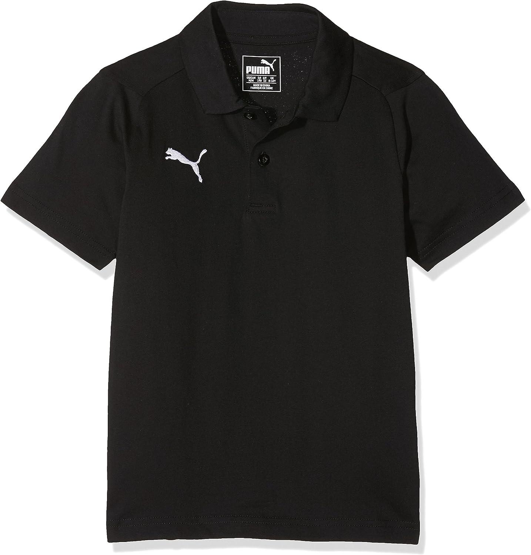 PUMA Herren Poloshirt LIGA Casuals Polo Jr