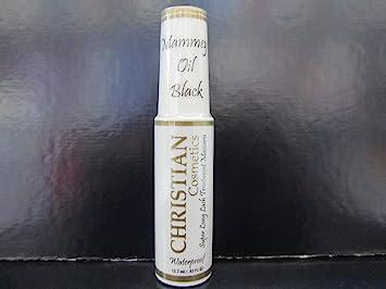 Christian Super Long Lash Mascara Waterproof Avocado Oil Black