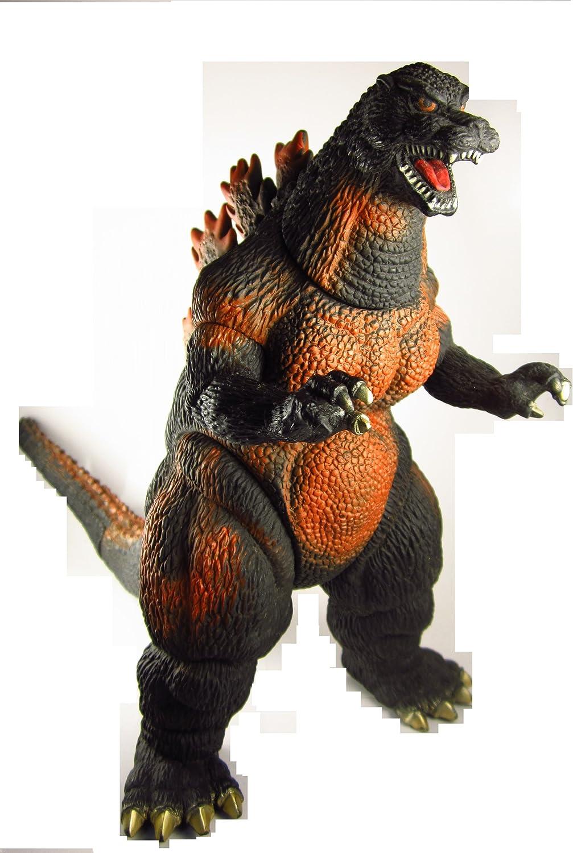 Amazon com: Bandai Godzilla 1995 Burning Godzilla Figure Without