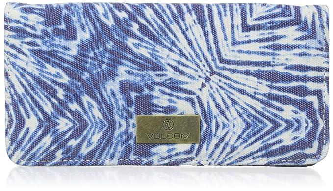 Volcom Junior impresión de paraíso de la cartera - Azul ...