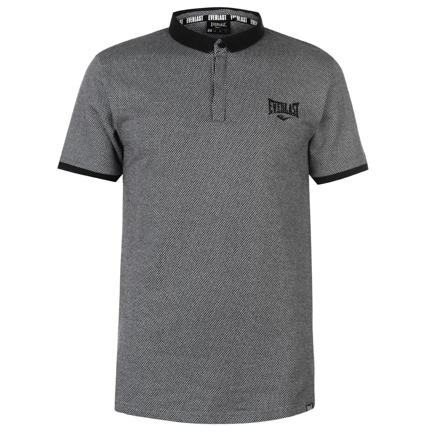 613f6b445 Everlast Mens Jacq Polo Shirt: Amazon.co.uk: Clothing