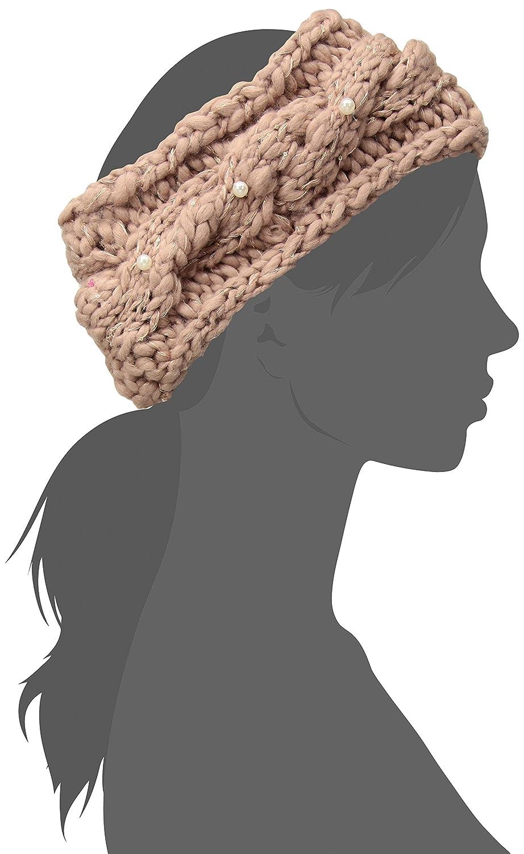 Betsey Johnson Womens Pearly Girl Headband