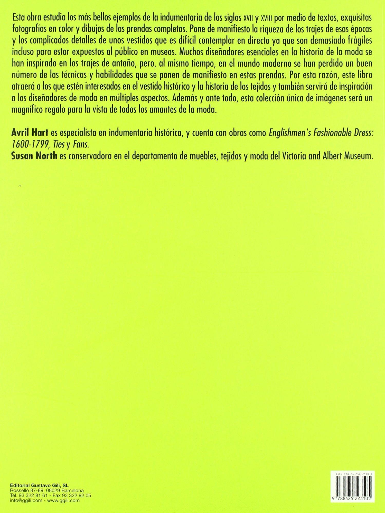 La Moda De Los Siglos Xvii Xviii En Detalle Avril Hart  # Muebles Gustavo
