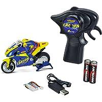 "Carson 500404125–""Micro Bike 2.4GHz Vehículo"