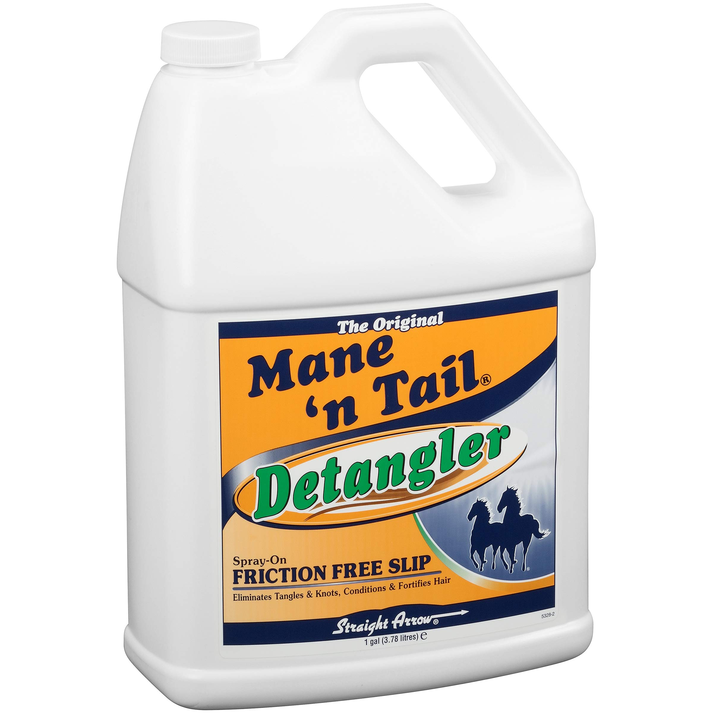 Mane 'n Tail Detangler ElIMINATES TANGLES & KNOTS Refill Gallon by Mane 'n Tail