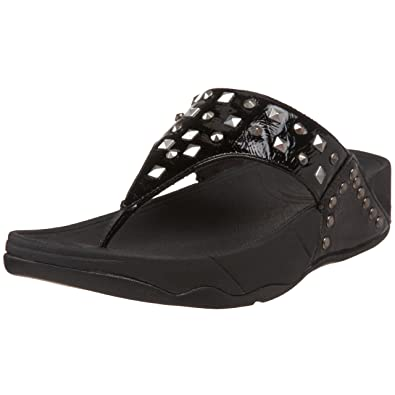 4b196d0a950db7 Fitflop Rebel Black (UK6)  Amazon.co.uk  Shoes   Bags