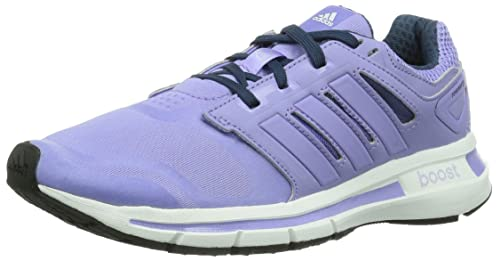 8807666f3c99b adidas Revenergy Boost Tech-Fit Ladies Running Shoes  Amazon.co.uk ...