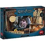 Winning Moves 11163 Puzzle Harry Potter Avada Kedavra, 1000 Teile