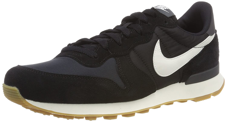 Nike 828407-003, Zapatillas de Deporte para Mujer 42.5 EU|Negro (Black/Summit White-anthracite-sail 021)