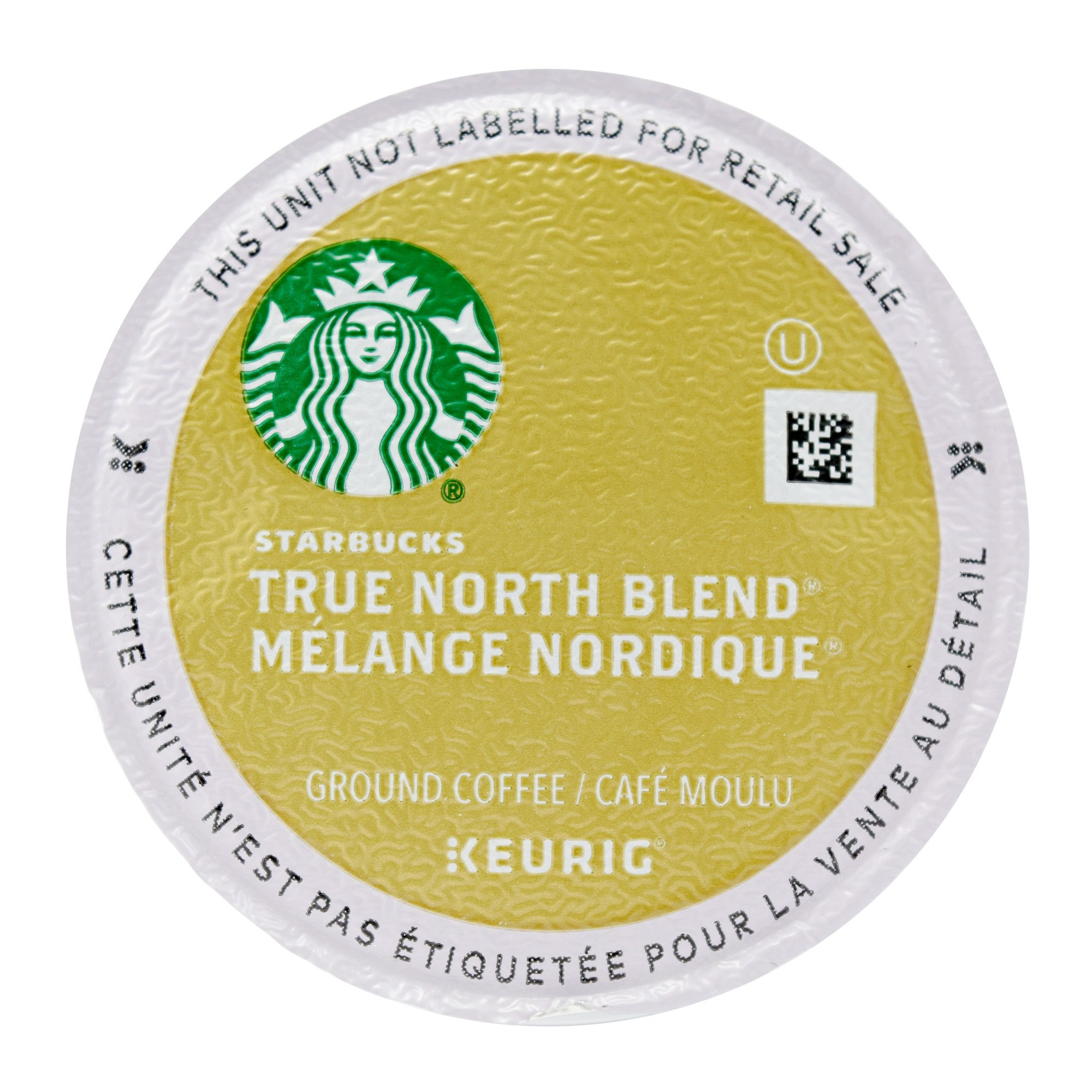 CDM product Starbucks True North Coffee (Previously Known as Veranda Blend), K-Cup Portion Pack for Keurig Brewers big image