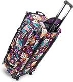 Leichte XXL Reisetasche Rollenreisetasche Trolley Sporttasche mit Rollen