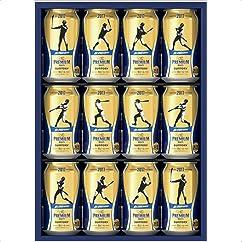 ビールの新商品】WEB限定ザ・プレミアム・モルツ イチローデザイン オリジナルギフトセット 350ml×12本