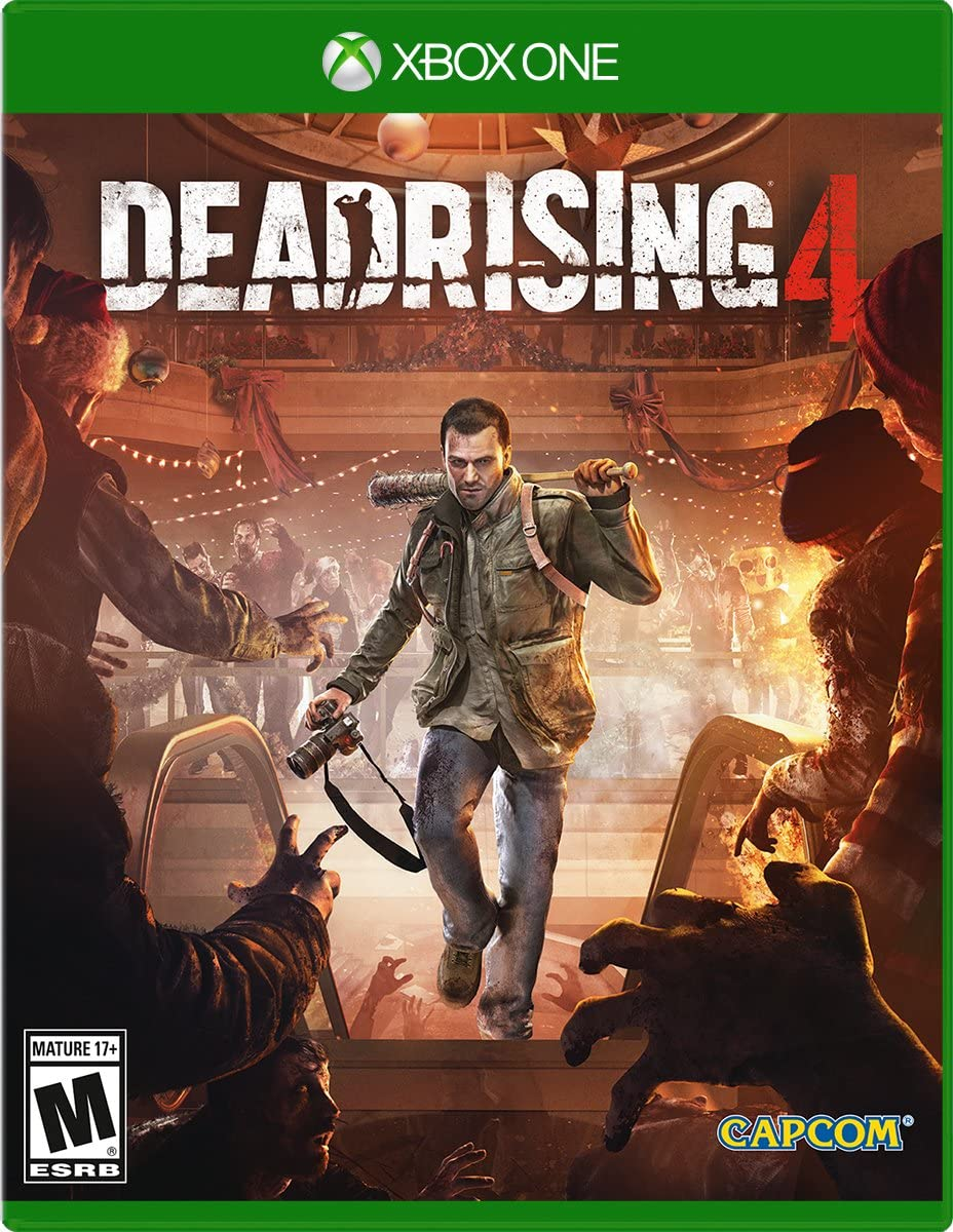 Image result for dead rising 4 xbox one