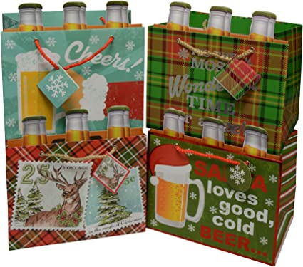 Beer Cans Male Gift Wrapping Paper Sheet /& Tag Men Male Quality NEW Fathers Day