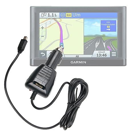 DURAGADGET Cargador Mini USB para GPS Garmin Nüvi 66LMT ...