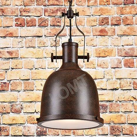 Granja Grande campana industrial cadenas de lámpara de techo ...