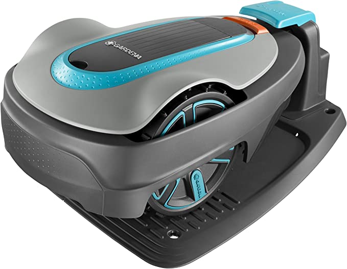 Gardena SILENO City Robotic Mower - State of the Art Robot Lawnmower