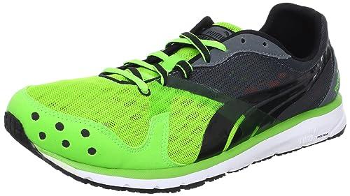 b94c793b131 Puma Faas 300 v2 Running Shoe Jasmine Green Turb  Amazon.co.uk ...