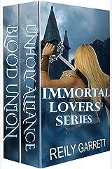 Immortal Lovers Series: Vampire Hunter Paranormal Romance Kindle Edition