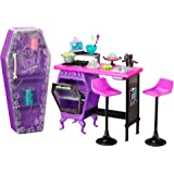 Monster High Accessoires d'enfer Classe Lards Ménagers
