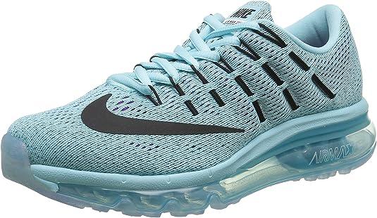 NIKE Wmns Air MAX 2016, Zapatillas de Running para Mujer: Amazon.es: Zapatos y complementos