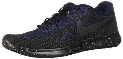 Nike Damen Free Run 2017 Shield Laufschuhe, Schwarz Black-Obsidian ...