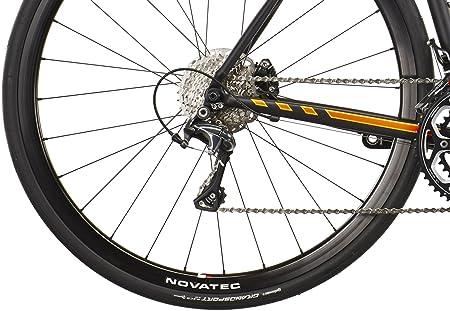 Kona Esatto Disc Deluxe - Bicicleta Carretera - negro Tamaño del ...