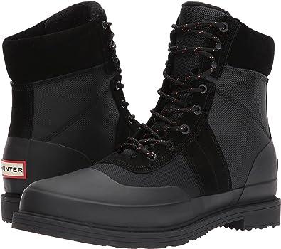 48457038e5d Amazon.com | Hunter Mens Original Insulated Commando | Boots