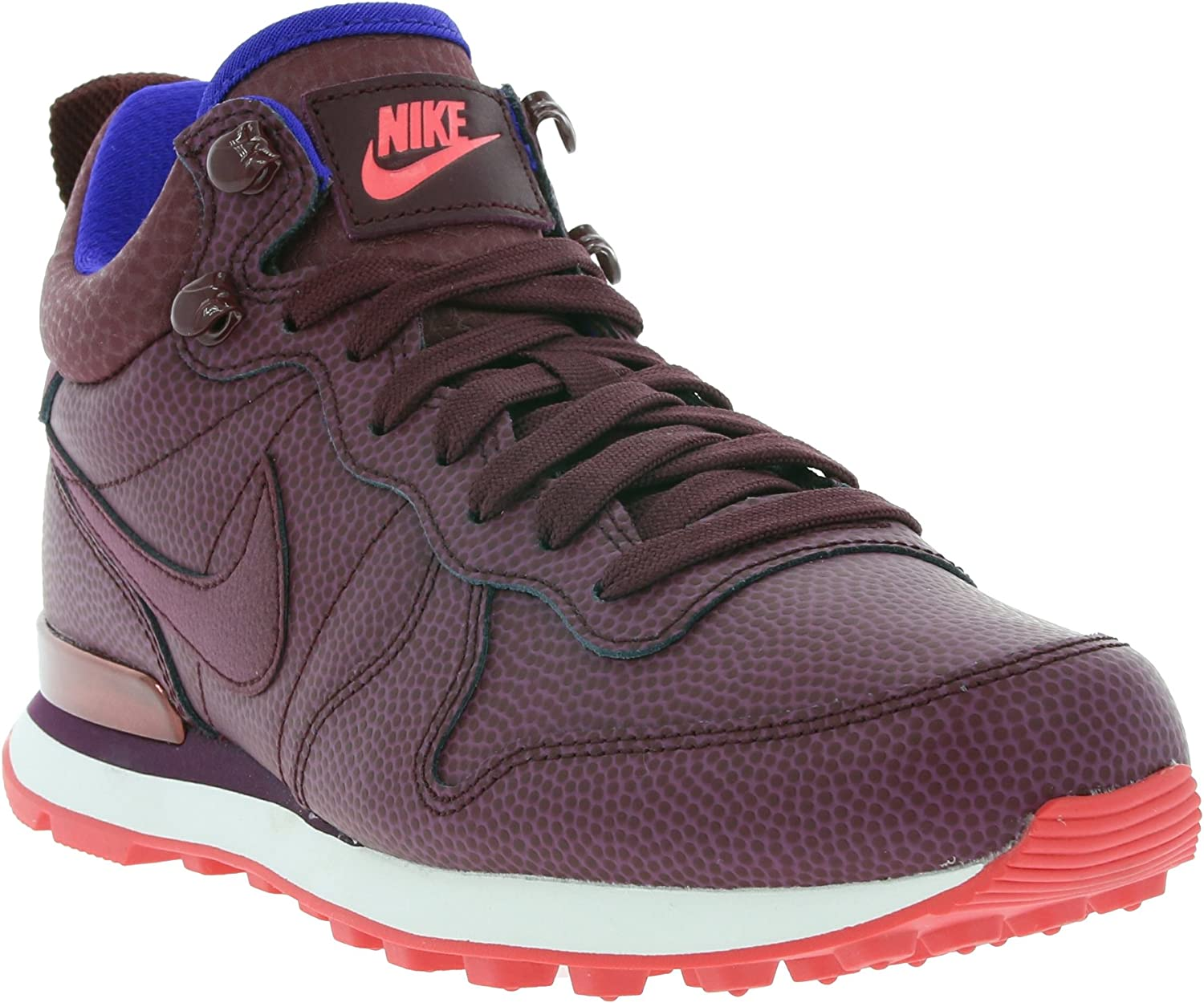 nike internationalist mid leather w schoenen