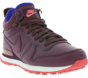 c2956959fe96 Nike Womens Internationalist Mid LTHR Hi Top Trainers 859549 Sneakers Shoes