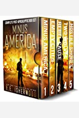 Minus America: The Complete Post-Apocalyptic Box Set: A Survivor Thriller Series Kindle Edition