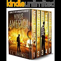 Minus America: The Complete Post-Apocalyptic Box Set: A Survivor Thriller Series