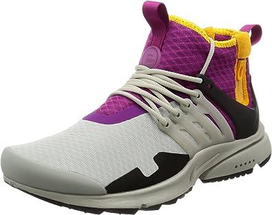 Nike Mens Air Presto Mid Acronym White