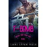 F-Bomb (The Bear Bottom Guardians MC Book 9)