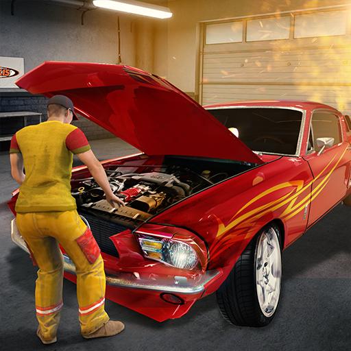 Car Mechanic Simulator 2018   Service Station Game