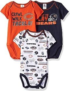 45c512e2b00 Amazon.com : NFL Minnesota Vikings Unisex-Baby 2-Pack Long-Sleeve ...