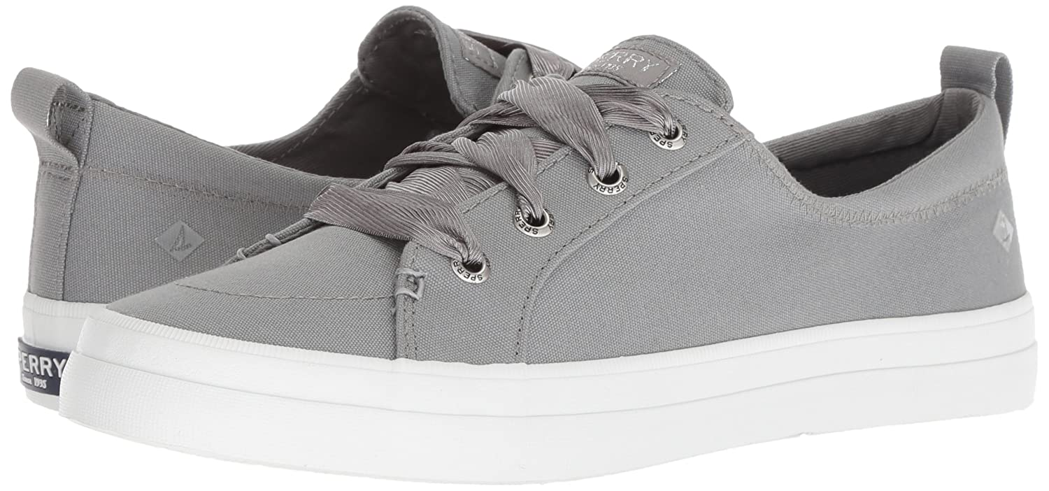 huge selection of size 7 discount sale SPERRY Women's Crest Vibe Satin Lace Sneaker
