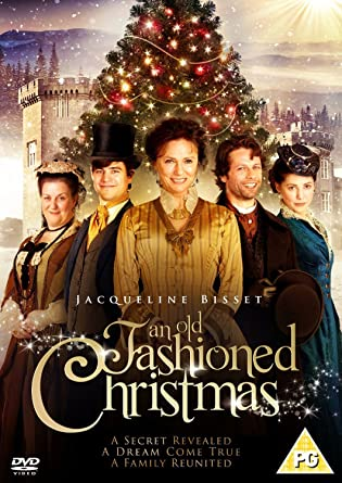 an old fashioned christmas dvd