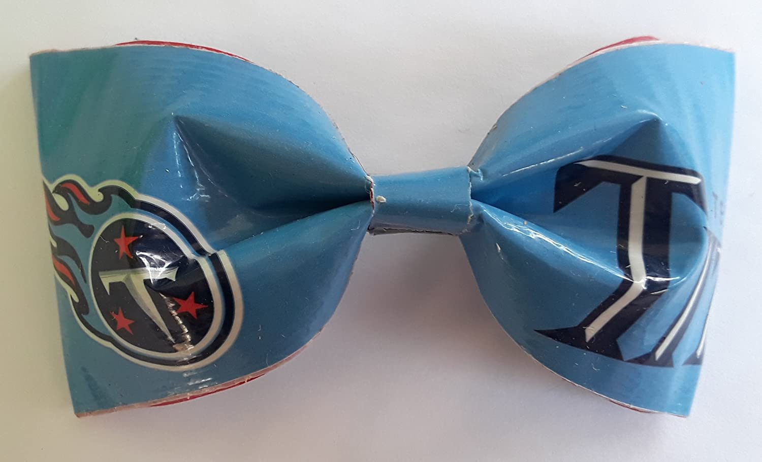 Tennessee Titans NFL Bobby Pin Hair Bow or Bow Tie