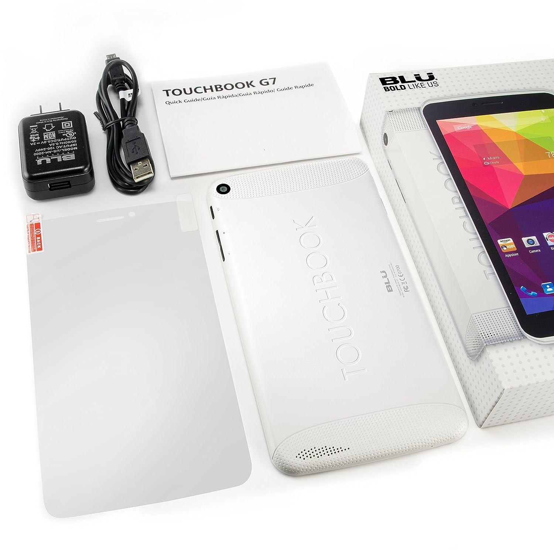blu touchbook g7 unlocked global gsm white amazon ca rh amazon ca Blu Tablet Phone Blu 7.0 Phones