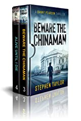 The Danny Pearson Thriller Series: Books 3-4 (A Danny Pearson Thriller) Kindle Edition