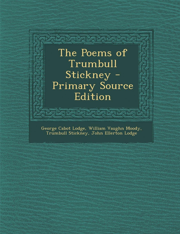 Trumbull Stickney edition $320